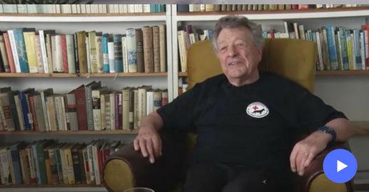 Video mit dem Karpatendeutschen Julius Bruckner