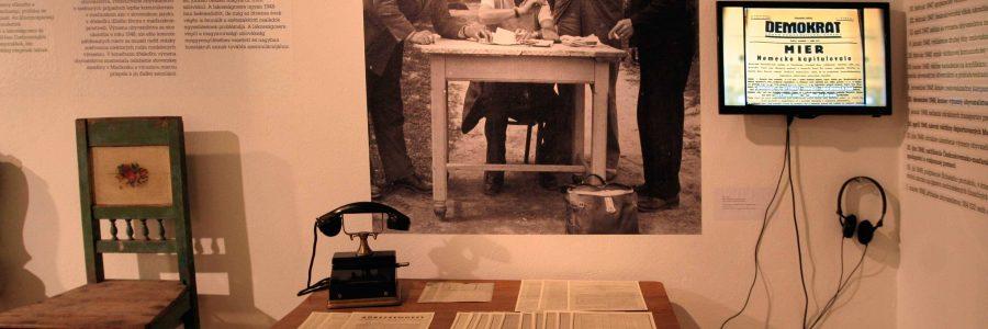 Ausstellung über Heimat