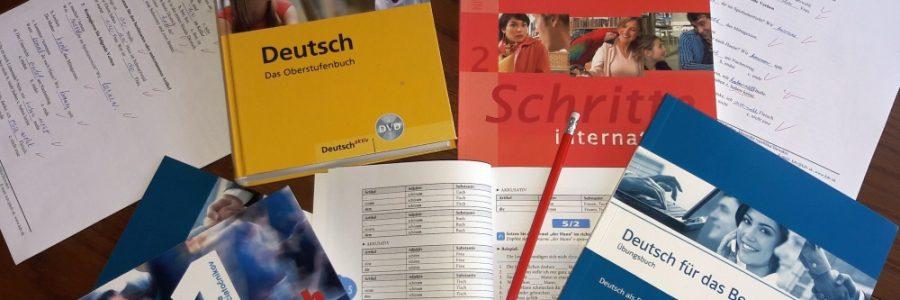 Unterrichtsmaterial für das Netzwerk deutsche Sprache