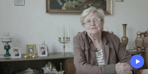 Video mit Edita Šenkýrová