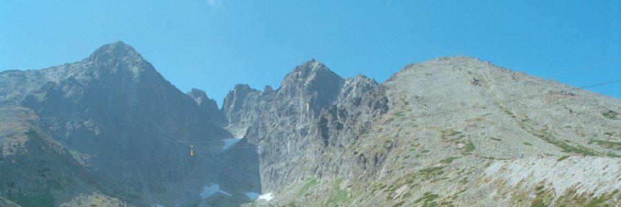 Lomnitzer Spitze in der Hohen Tatra