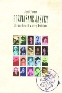 """Titelseite von """"Rozviazane jazyky"""""""