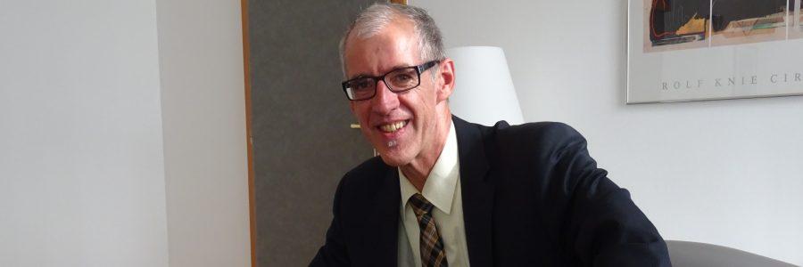 Botschafter Joachim Bleicker
