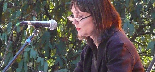 Die Gewinnerin des Berliner Literaturpeises 2017 Ilma Rakusa