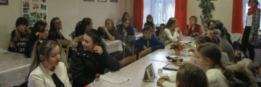 Kinderbeim Wettbewerb im KDV-Haus in Handlova/Krickerhau
