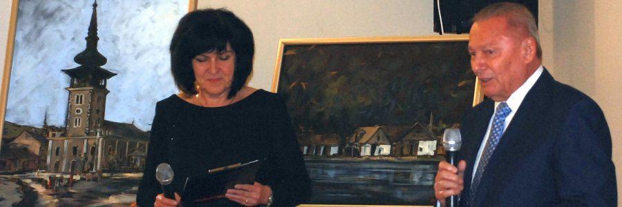 Ausstellungseröffnung in Metzenseifen