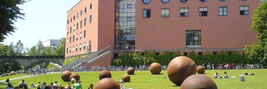 Campus der Universität Passau Sommerschule