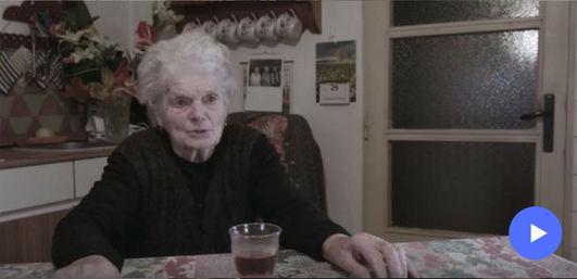 Karpatendeutsche Emma Loy im Video