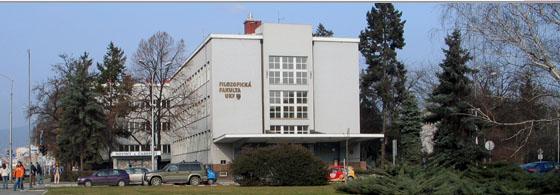 Die Universität Nitra/Neutra