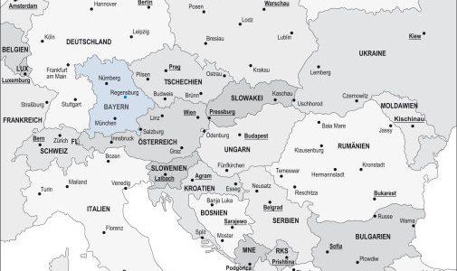 Deutsch im östlichen Europa