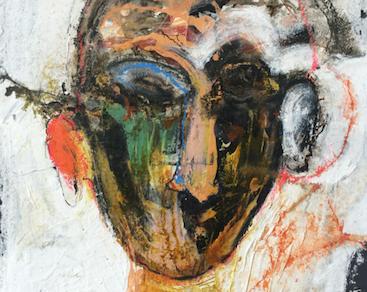 Bild aus der Ausstellung von Bistika