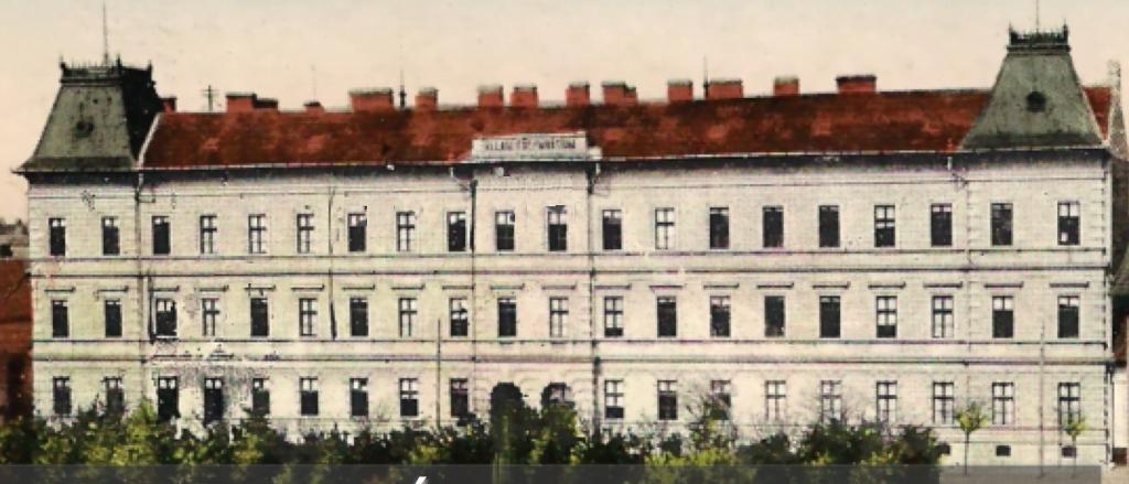 Das Magyar Király Állami Fögymnasium