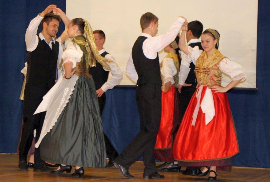 Tanzgruppe Schadirattam