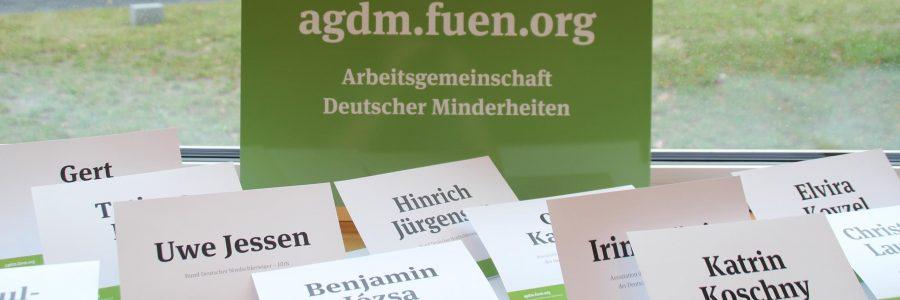 Tagung der AGDM