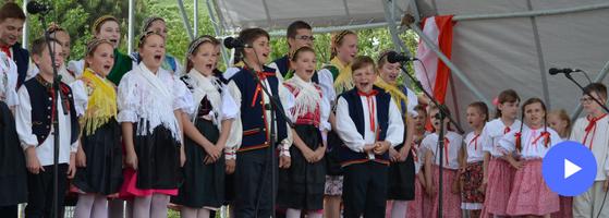 Singgruppe aus Hopgarten