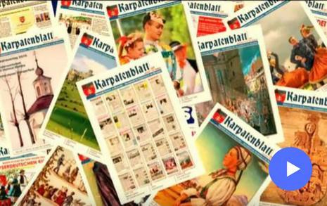 25 Jahre Karpatenblatt