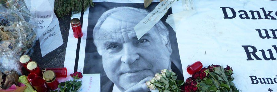 Helmut Kohl Foto: wikipedia/Immanuel Giel
