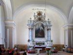 evangelische Kirche in Einsiedel/Mnisek
