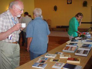 Büchersammlung der KDV-OG in Einsiedel