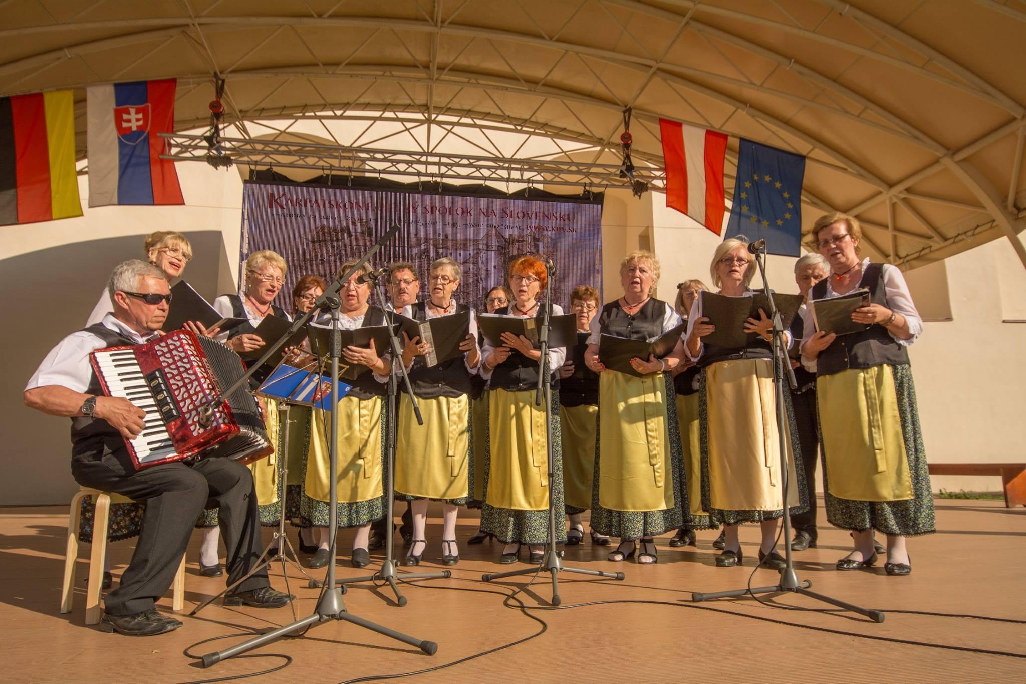 Kultur- und Begegnungsfest in Kežmarok/Käsmark
