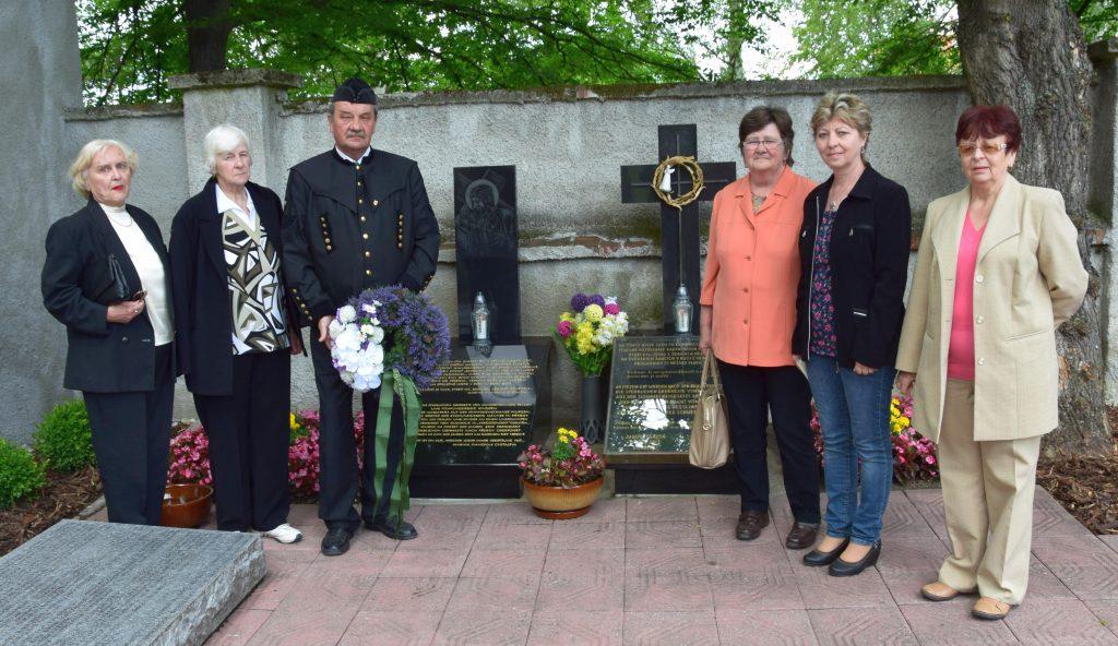 Gedenkveranstaltung in Prerau