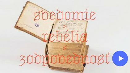 Podiumsdiskussion über die Reformation in der Slowakischen Nationalbibliothek in Martin