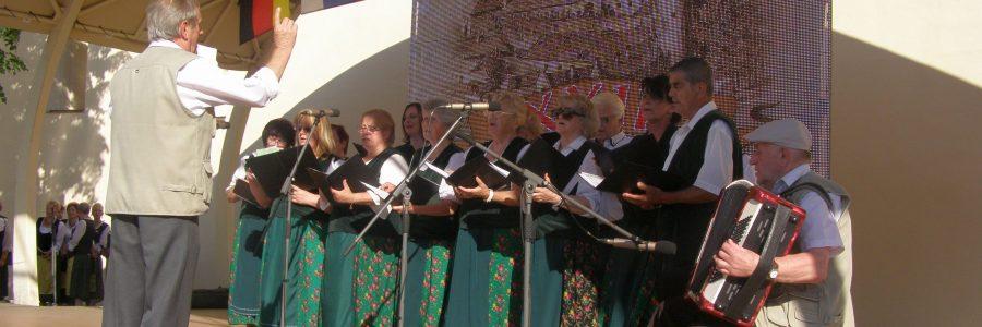 Kultur- und Begegnungsfest in Käsmark