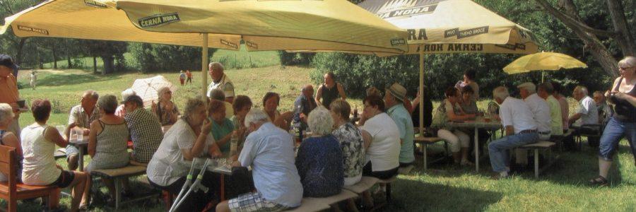 Treffen in Krickerhau/Handlová