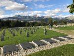 Soldatenfriedhof Važec