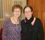 Lydia Grentzer und Tochter Gabriela