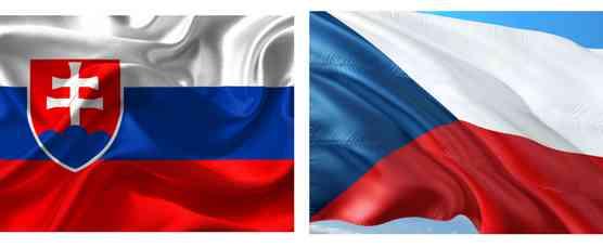 Trennung der Tschechoslowakei