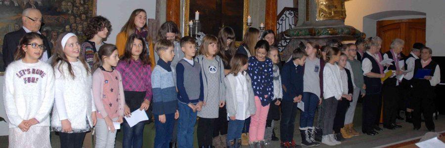 Gottesdienst in Pressburg
