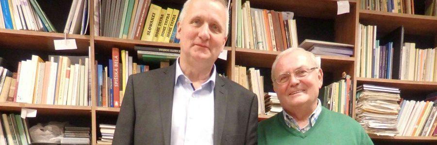 Friedrich Dahlhaus und Ondrej Pöss