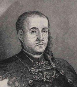 Fürst Paul I. Esterházy