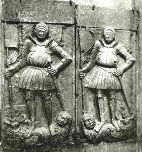 Sohn und Vater Johann Thurzo