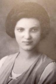Rose Ausländer 1914