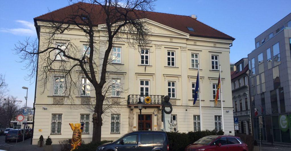 Deutsche Botschaft Bratislava