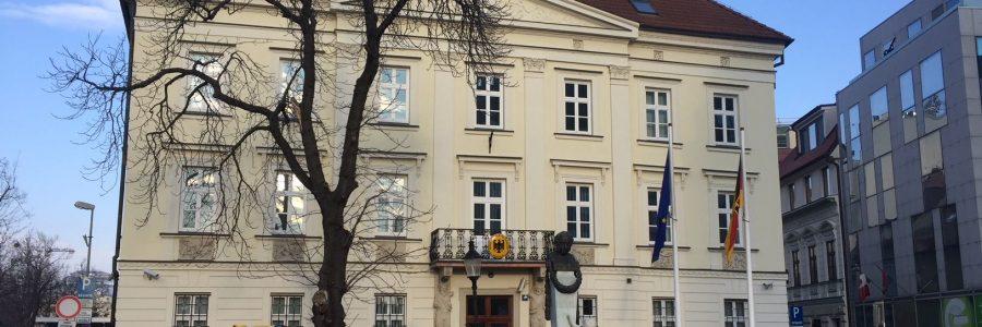 Botschaft Bratislava