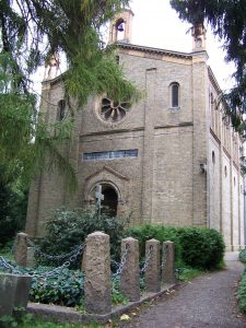 Kirche in Bornstedt