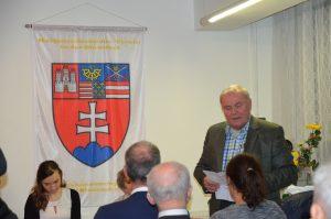 KDV-Vorsitzender Ondrej Pöss