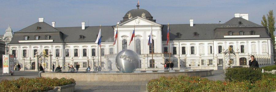 Präsidentenpalast Bratislava/Pressburg