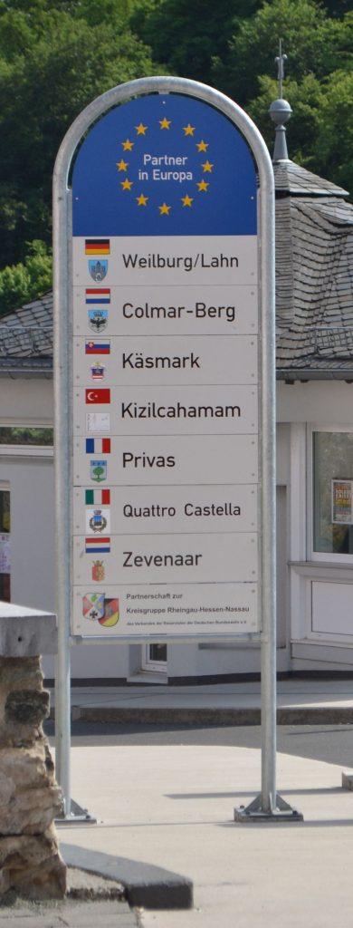Städtepartnerschaft Weilburg Kesmark