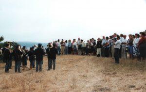Feierlichkeiten am ersten Karpatendeutschen Tag im Jahr1992