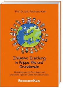 Neues Buch über inklusive Erziehung