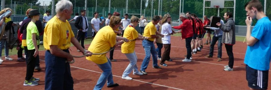 Sporttag in Kaschau
