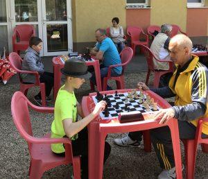 Sporttag in Kaschau