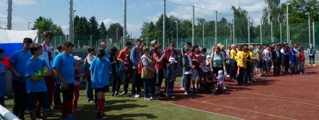Sporttag der Minderheiten in Kaschau