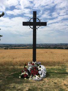 Kreuz in Prerau