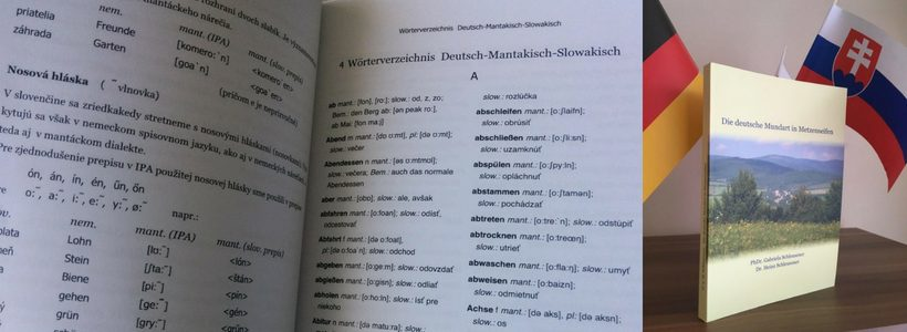 Veröffentlichung des Buchs Die deutsche MundPhDr. Gabriela Schleusener und Dr. Heinz Schleusener