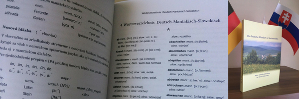 Die deutsche Mundart in Metzenseifen von PhDr. Gabriela Schleusener und Dr. Heinz Schleusener
